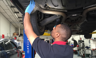 Exhaust Repairs Croydon